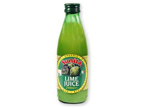 Sunita  Lime Juice - Organic