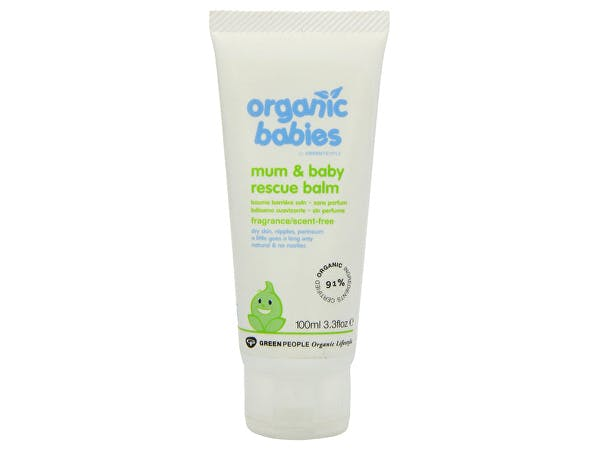 Green People  Mum & Baby Rescue Balm - Scent Free