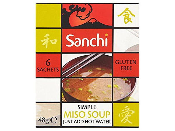 Sanchi  Seaweed Miso Instant Soup