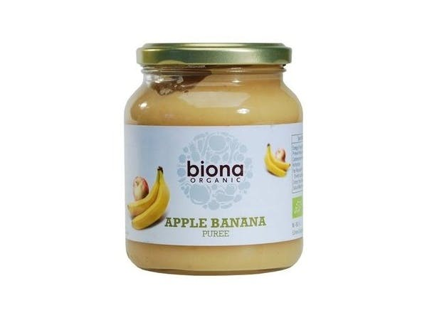 Apple & Banana Puree