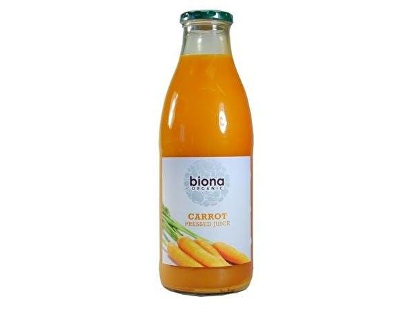 Carrot Juice - Pressed