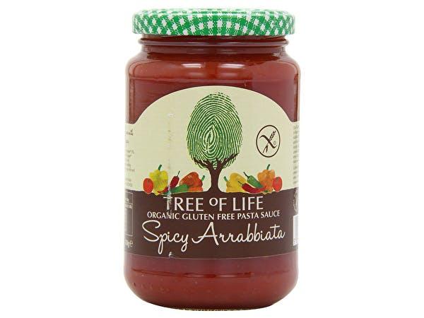 Tree Of Life  Spicy Arrabiata Pasta Sauce - Gluten Free