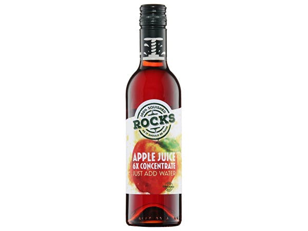 Rocks  Apple Juice - 6x Concentrate