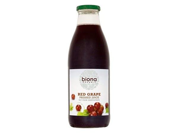 Red Grape Juice - Pressed