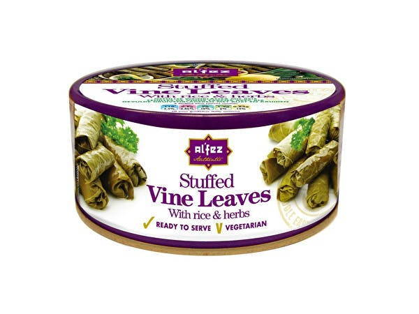Alfez  Stuffed Vine Leaves With Rice & Herbs