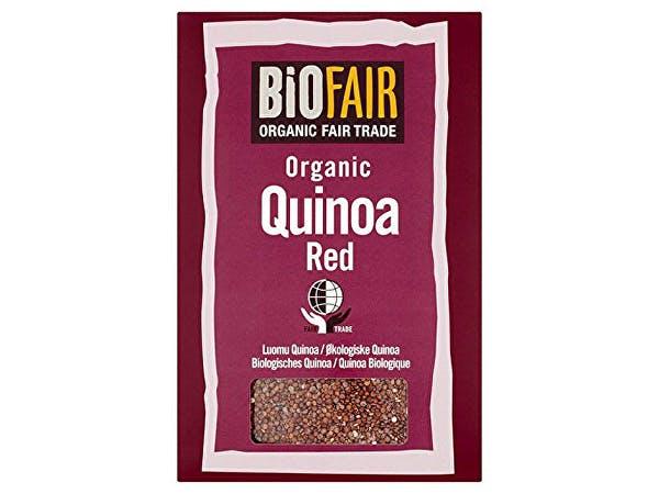 Biofair  Red Quinoa Grain