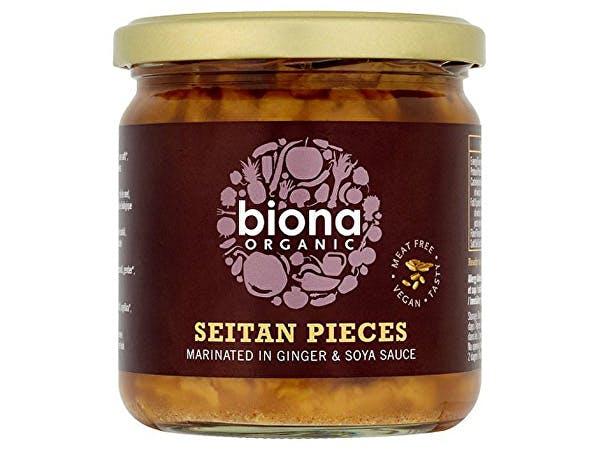 Biona  Seitan In Soya & Ginger