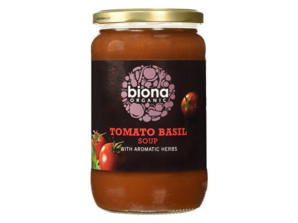 Biona  Tomato & Basil Soup