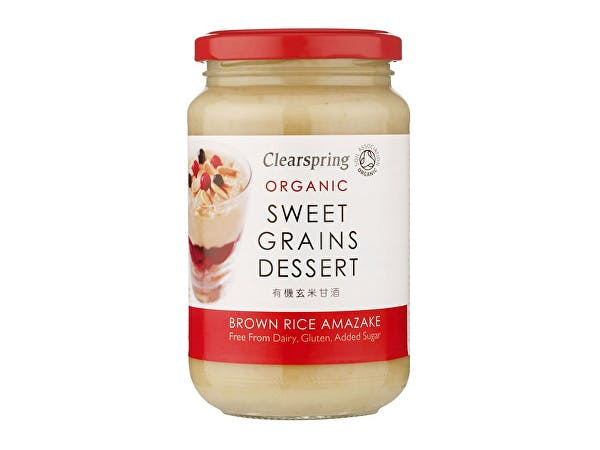 Clearspring  Sweet Grains Dessert - Brown Rice Amazake