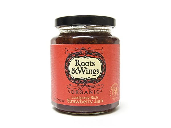 Roots & Wings  Strawberry Jam