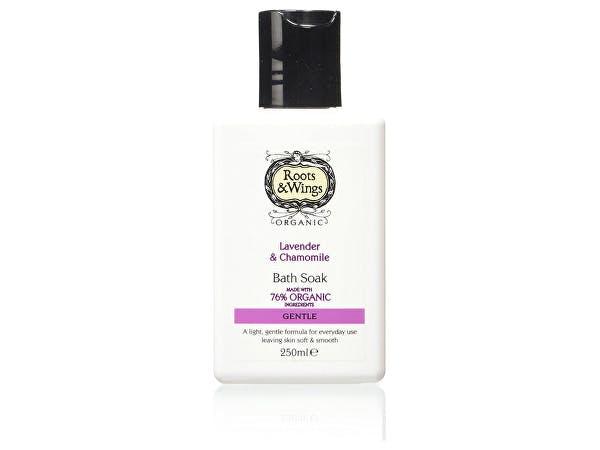 Roots & Wings  Gentle Lavender & Chamomile Bath Soak