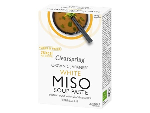 Instant White Miso Soup Paste & Sea Vegetable