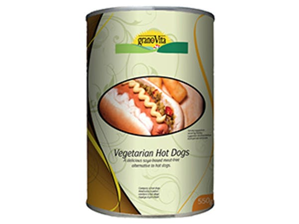 Granovita  Vegetarian Hot Dogs