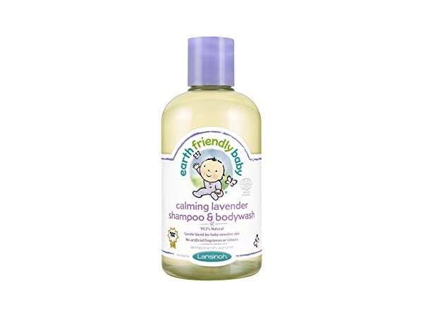 Calming Lavender Shampoo & Body Wash