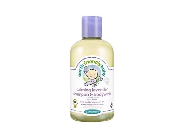 Calming Lavender Shampoo & Body Wash