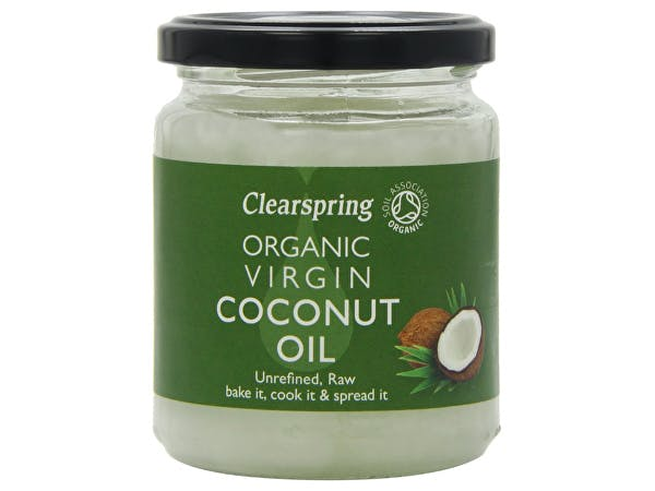 Clearspring  Virgin Coconut Oil - Organic