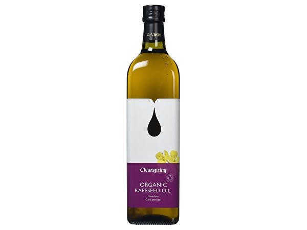 Clearspring  Rapeseed Oil