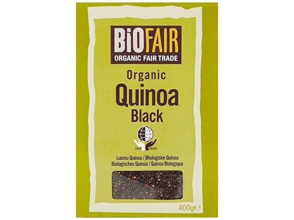 Biofair  Black Quinoa Grain