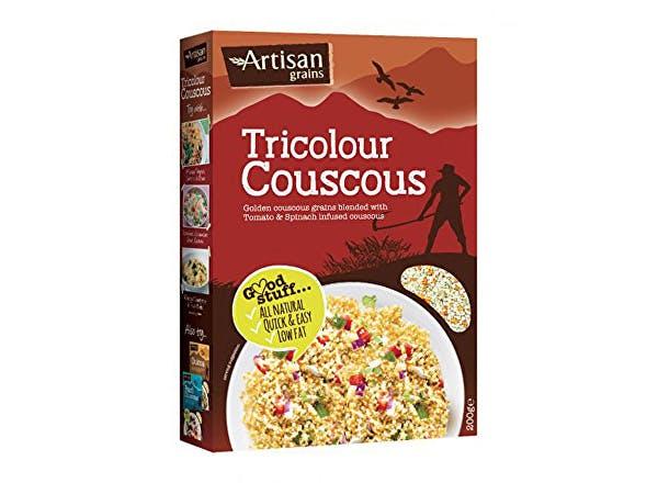 Artisan Grains  Tri-Colour Couscous