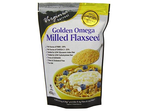 Virginia Harvest  Milled Flaxseed