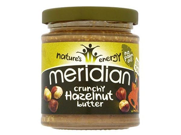 Meridian  Crunchy 100% Hazelnut Butter