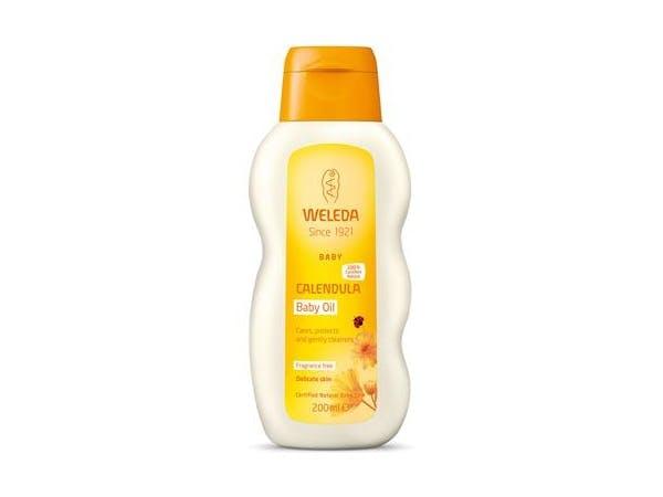 Baby Oil - Calendula (Fragrance Free)