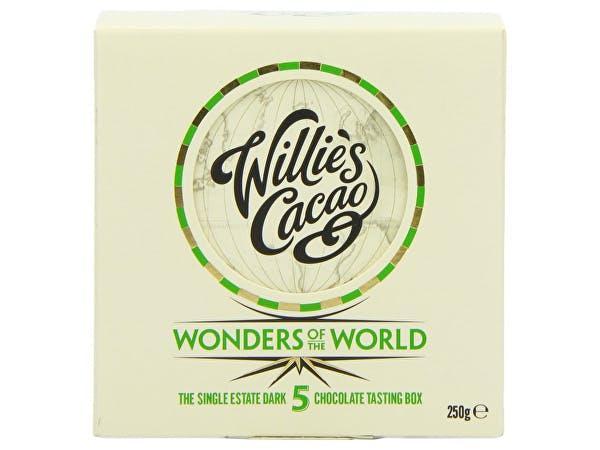 Willies  5 Wonders Of The World Tasting Box