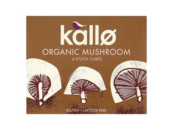 Mushroom Stock Cubes - Organic