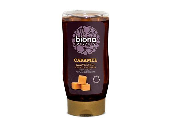 Biona  Caramel Agave Syrup