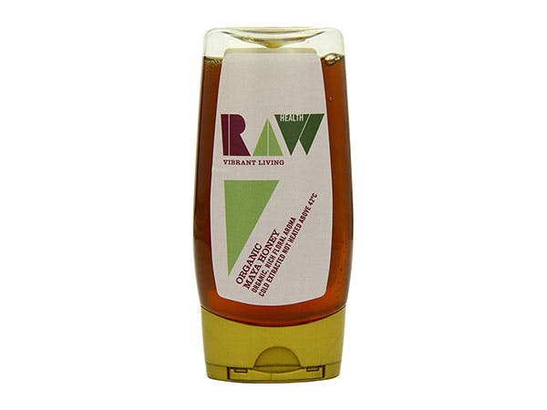 Raw Health  Raw Maya Honey - Yucatan Mexico