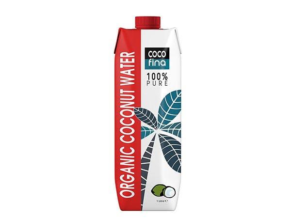 Cocofina  Coconut Water
