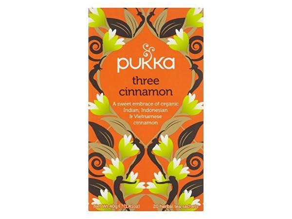 Pukka  Three Cinnamon Tea