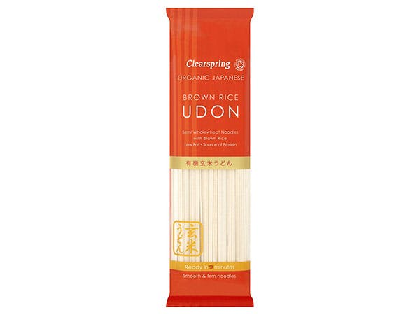 Clearspring  Japanese Brown Rice Udon