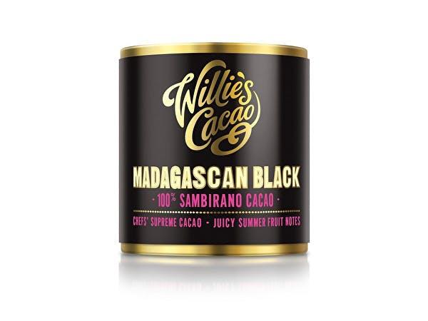 Willies  Madagascan Black 100% Sambirano Summer Fruit Notes