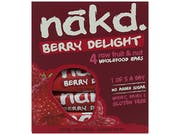 Nakd  Berry Delight Bar - Multipack