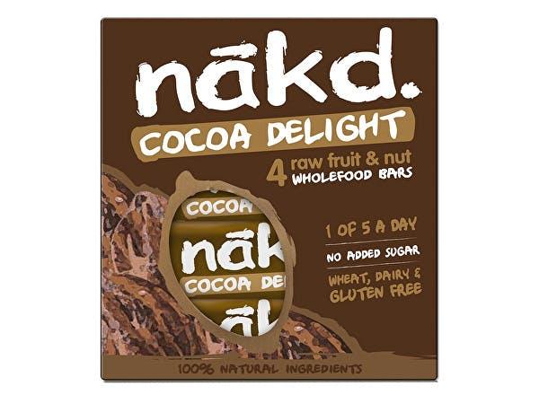 Nakd  Cocoa Delight - Multipack