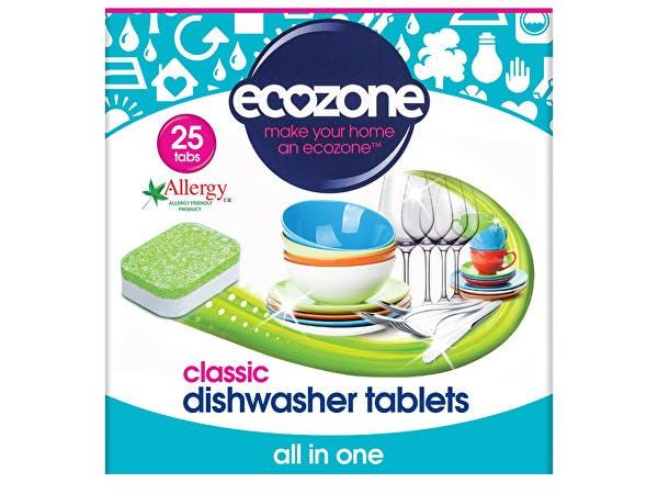 Ecozone  Dishwasher Tablets - All In One