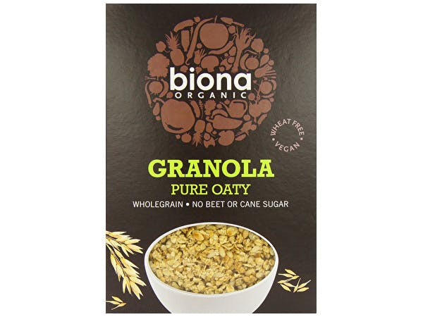 Biona  Pure Oaty Granola - No Added Sugar