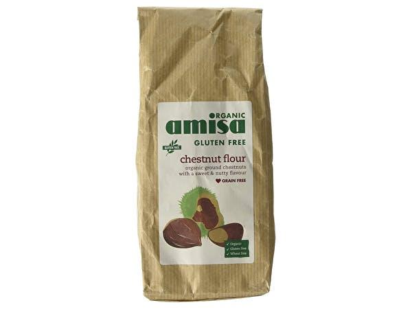 Amisa  Gluten Free & Organic Chestnut Flour