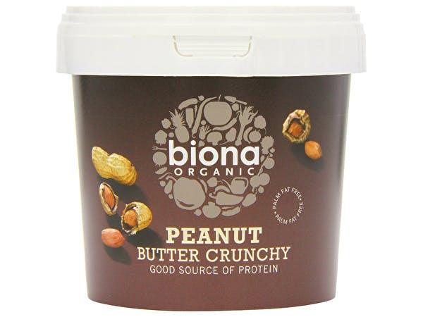 Biona  Peanut Butter - Crunchy
