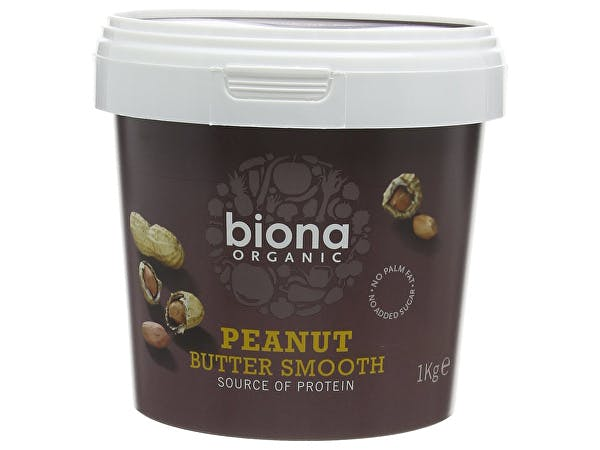Biona  Peanut Butter - Smooth