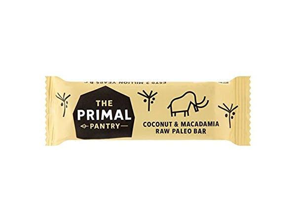 Primal  Coconut & Macadamia Paleo Bars