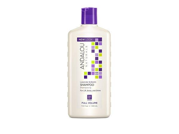 Andalou  Lavender & Biotin Full Volume Shampoo