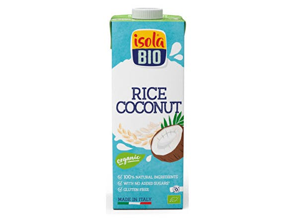 Organic Rice & Coconut Drink