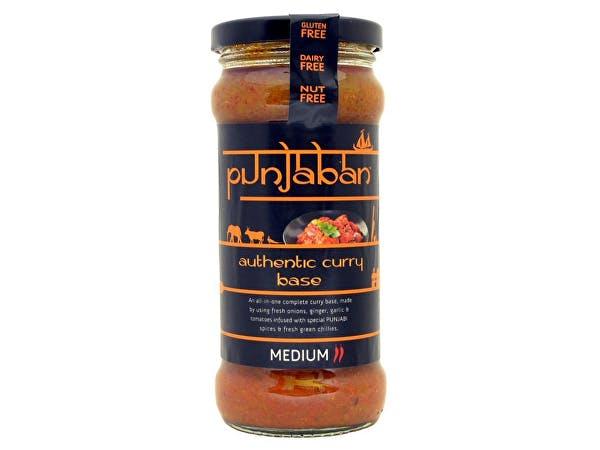 Punjaban  Authentic Curry Base - Medium