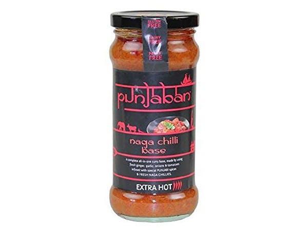 Punjaban  Naga Chilli Curry Base