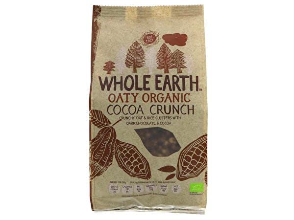 Organic Cocoa Crunch