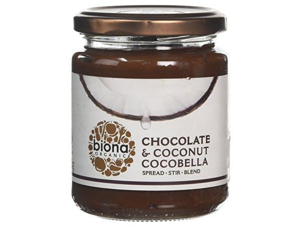 Biona  Cocobella Cacao & Nut Spread