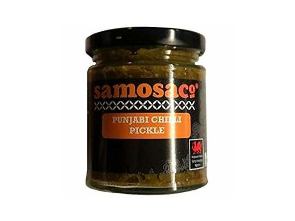 Punjabi Chilli Pickle