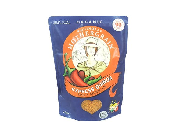 Quinola  Organic Quinoa Ready Cook - Spicy Mexican